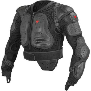 Dainese Manis D1 55 D1 59 Black Riding Jacket