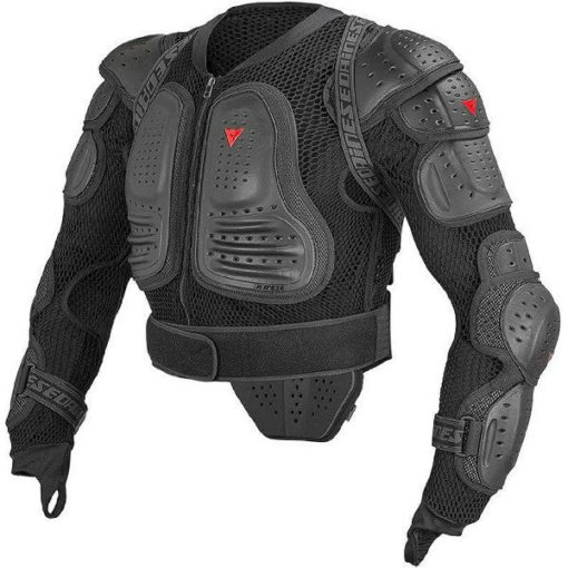 Dainese Manis D1 55 D1 59 Black Riding Jacket