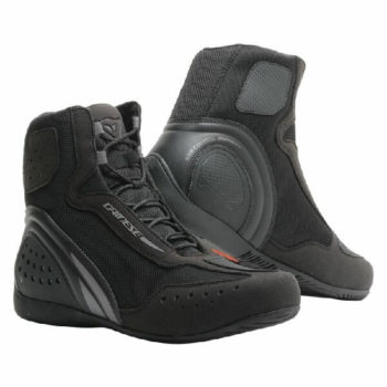 Dainese Motorshoe D1 Air Black Anthracite Riding Shoes