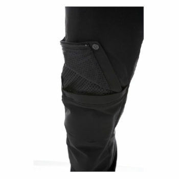 Dainese New Drake Air Tex Black Riding Pants 1