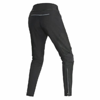 Dainese New Drake Super Air Lady Tex Black Riding Pants 1