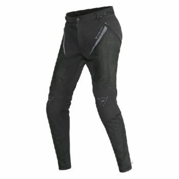 Dainese New Drake Super Air Lady Tex Black Riding Pants