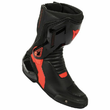 Dainese Nexus Black Fluorescent Red Riding Boots