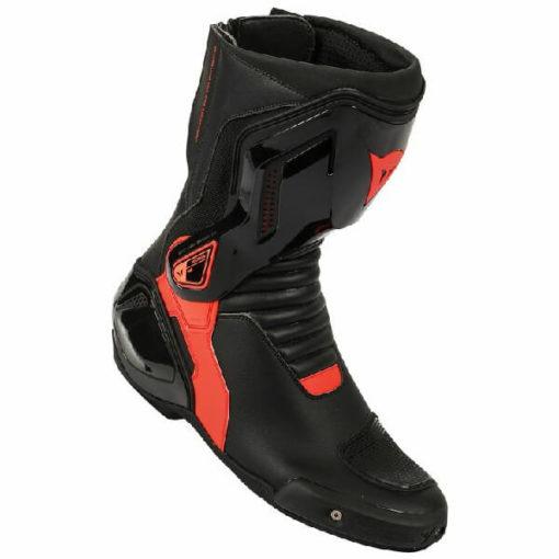 Dainese Nexus Black Fluorescent Red Riding Boots