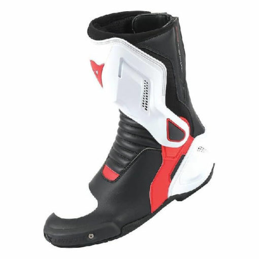 Dainese Nexus Black White Red Riding Boots