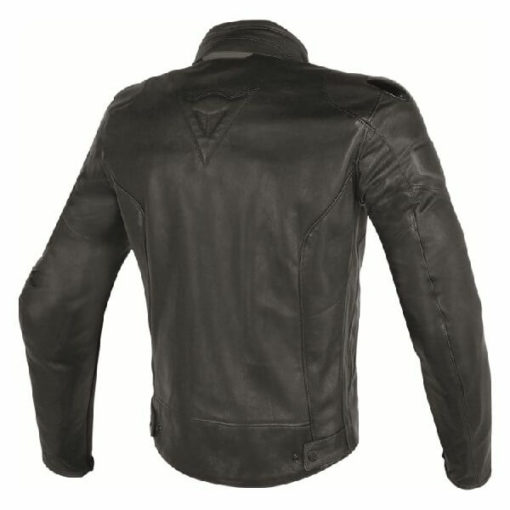 Dainese Street Darker Perforated Leather Brown Riding Jacket 1