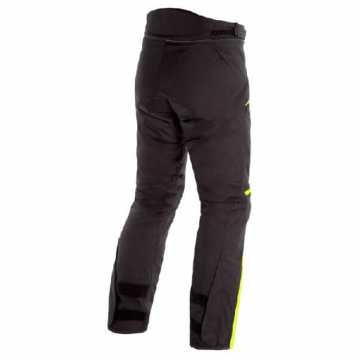 Dainese Tempest 2 D Dry Black Fluorescent Yellow Riding Pants 1
