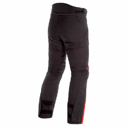 Dainese Tempest 2 D Dry Black Red Riding Pants 1
