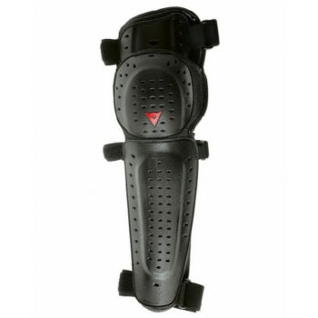 Dainese V E1 Black Knee Guard