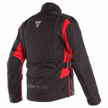 Dainese X Tourer D Dry Black Red Riding Jacket 1