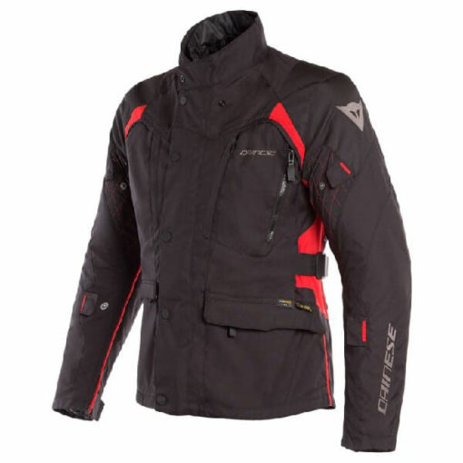 Dainese X Tourer D Dry Black Red Riding Jacket