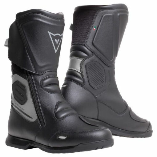 Dainese X Tourer D WP Black Anthracite Riding Boots