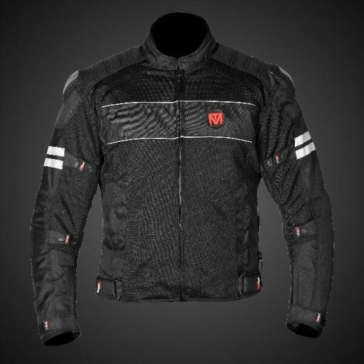 Mototorque Resistor L2 Black Riding Jacket