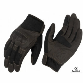 Rynox Urban Motorsports Brown Riding Gloves