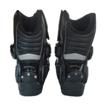 Mototech Asphalt V2.0 Short Riding Boots 1