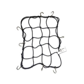 Mototech Metal Hook Bungee Net 4mm