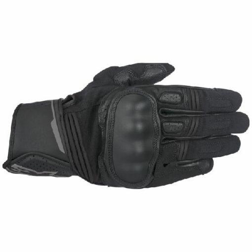 Alpinestars Booster Black Riding Gloves 2020
