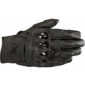 Alpinestars Celer V2 Black Black Riding Gloves 2020