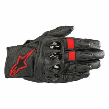 Alpinestars Celer V2 Black Red Riding Gloves 2020
