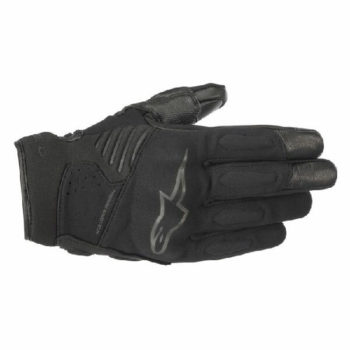 Alpinestars Faster Black Riding Gloves 2020