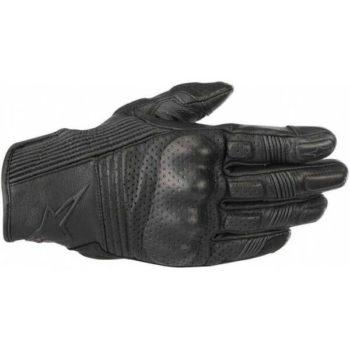 Alpinestars Mustang V2 Black Black Riding Gloves 2020