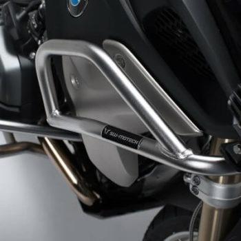SW Motech Black Upper Crashbars for BMW R1200GS R1250GS