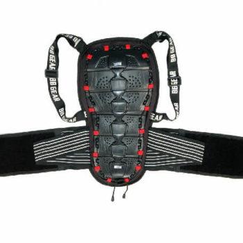 BBG Black Spine Protector
