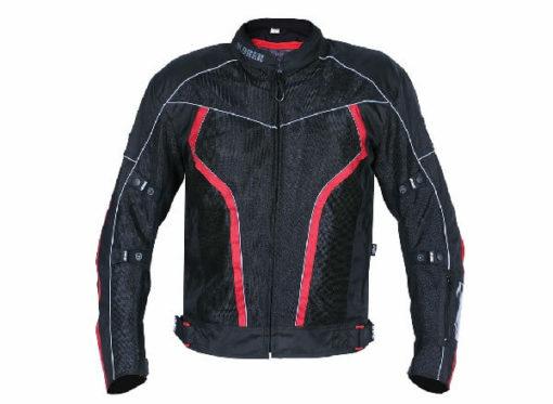 BBG xPlorer Black Red Riding Jacket 2020 2