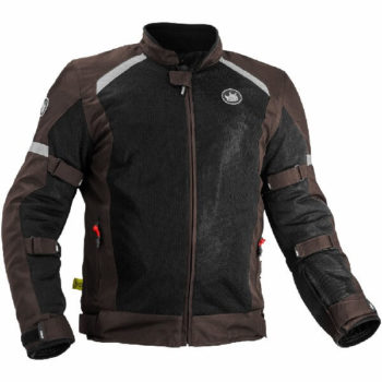 Rynox Urban Brown Riding Jacket 2020