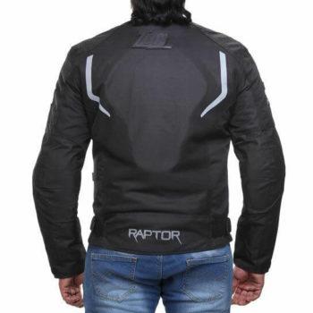 Zeus Raptor V3 Smart Black Riding Jacket 1