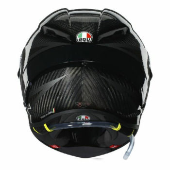 AGV Pista GP RR Essenza 46 Matt Black Yellow Full Face Helmet 1