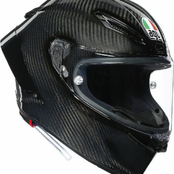 AGV Pista GP RR Solid Gloss Carbon Full Face Helmet