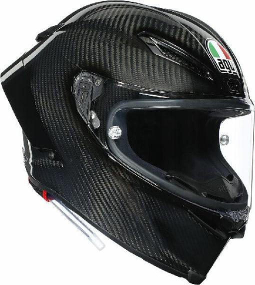 AGV Pista GP RR Solid Gloss Carbon Full Face Helmet