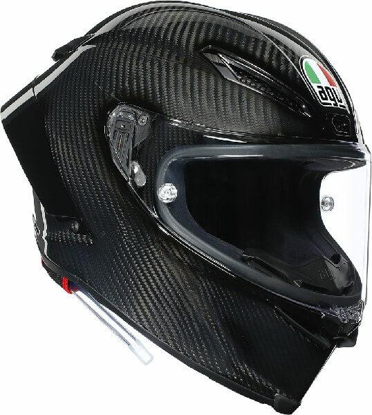 Agv Pista Gp Rr Solid Gloss Carbon Full Face Helmet Buy Online In India
