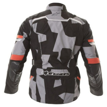 Alpinestars Andes V2 Drystar Black Camo Red Jacket 2020