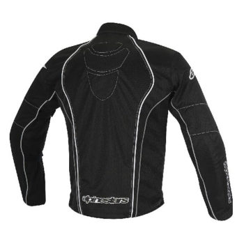 Alpinestars Bonneville Air Black Riding Jacket 2020