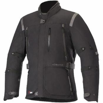 Alpinestars Distance Drystar Black Riding Jacket 1