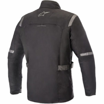Alpinestars Distance Drystar Black Riding Jacket 2