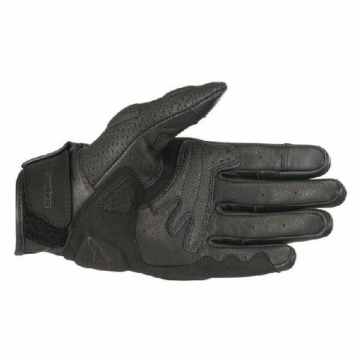 Alpinestars Mustang V2 Black Black Riding Gloves 2020 1