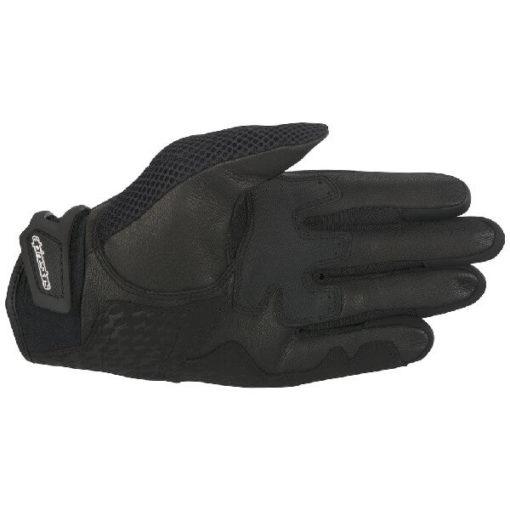 Alpinestars SMX 1 Air Carbon Black Fluorescent Yellow Riding Gloves 2020