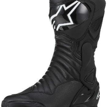 Alpinestars SMX 6 V2 Black Boots 2020
