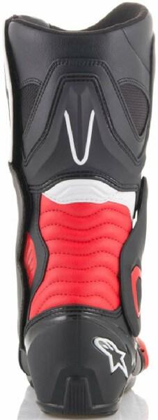 Alpinestars SMX 6 V2 Black Red Riding Boots 2020 1