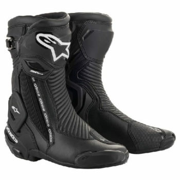 Alpinestars SMX Plus V2 Black Riding Boots