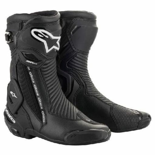 Alpinestars SMX Plus V2 Black Riding Boots