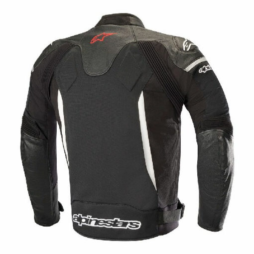 Alpinestars SP X Black Leather Riding Jacket 2020 1