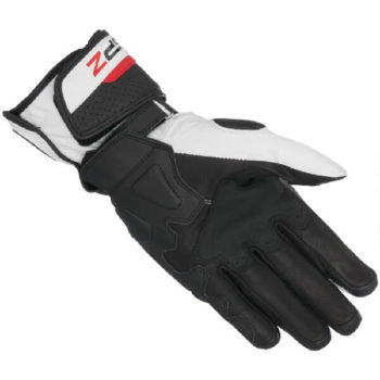 Alpinestars SP Z Drystar Black White Red Riding Gloves 2020