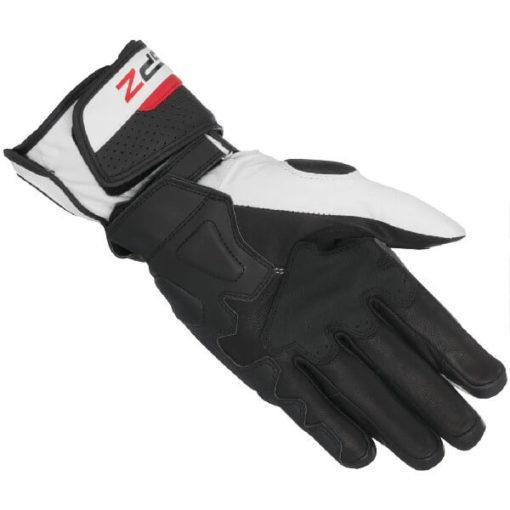 Alpinestars SP Z Drystar Black White Red Riding Gloves 2020
