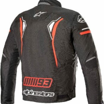 Alpinestars Sepang Black White Red Riding Jacket 2