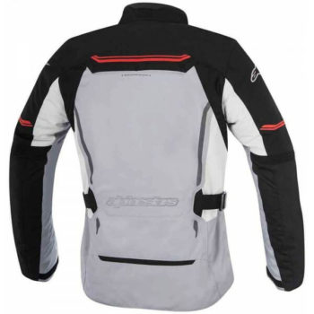 Alpinestars Vence Drystar Black Grey Riding Jacket 2020