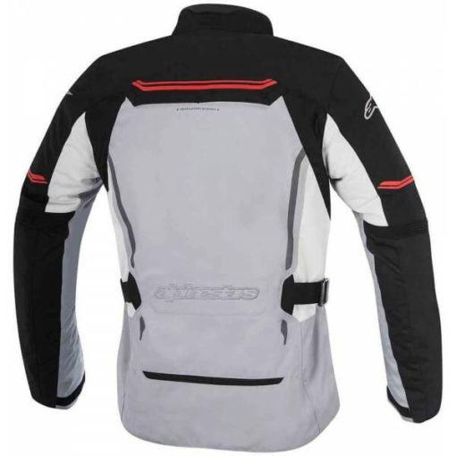 Alpinestars Vence Drystar Black Grey Riding Jacket 2020